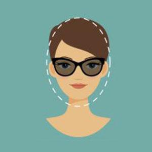 ulleres per rostre allargat