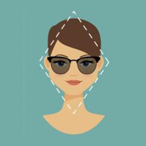 ulleres per a rostre diamant