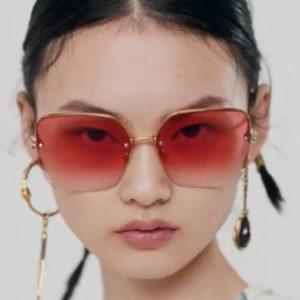 alexander mcqueen glasses